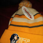 Univ of Tennessee Mascot Beanie with Pom (Adult) Brand New with Tags