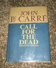 John Le Carre SIGNED Call for the Dead 1st Book with COA