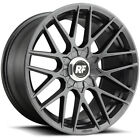 4 Niche R141 RSE 17x8 4x100 4x45 +30mm Gunmetal Wheels Rims 17 Inch