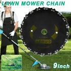 Chain Saw Tooth Brush Cutter Grass Blade Heavy Duty 9 for Gas Electric Trimmer