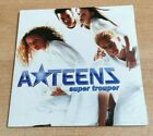 A*TEENS Super trouper RARE MEXICO PROMO CD SINGLE UNIQUE COVER ATEENS ABBA 1999