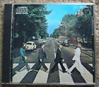THE BEATLES Abbey Road Japan CD CP35-3016-1 17A1 First Press Black Triangle 1983