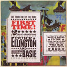 Duke Ellington and Count Basie : First Time!: The Count Meets the Duke CD