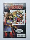 Marvel Comics All New All Different Avengers 1 Annual Variant Edition