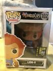 Funko Pop Lion-O SDCC Flocked Exclusive!! Pop Protector Included