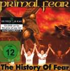 CD + DVD SET PRIMAL FEAR THE HISTORY OF FEAR RE-VIEW H-EAR BRAND NEW SEALED