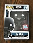 Funko POP! Star Wars #179 K-2SO (2017 NYCC Shared Exclusive)