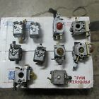Lot 10 Carburetors Walbro Stihl Parts Repair For Chain Saw Weed-eater weed whips