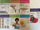 weight watchers weeklies lot of 6 april may june 2011