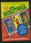 1980 81 Topps basketball Wax Pack
