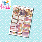 A184 Thanksgiving Weekly Kit Planner Stickers for Erin CondrenHappy Planner