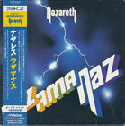 Nazareth - Razamanaz ,Japan 2002 Mini LP CD + 3 Bonus Tracks ,VICP-61831
