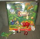 Disneys Tarzan Display Set McDonalds 1999 Restaurant Happy Meal Promo Board