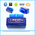 Elm327 Bluetoothwifi Obdii Obd2 Cars Code Reader Diagnostic Scanner Android Pc