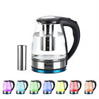 110V 1500W 18L Electric Glass Kettle US Plug