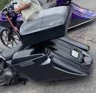 Harley Davidson Bagger competition Series Stereo Tour pack