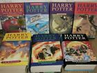 Harry Potter Book Set 1 7 Hardback and Paperback with First Editions S2