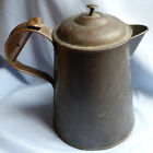VERY RARE WW1 BRITISH MUNITIONS WORKER'S COPPER AMATOL SHELL POURING JUG