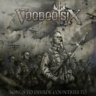 Voodoo Six - Songs To Invade Countries To - Voodoo Six CD 9MVG The Fast Free