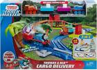 Thomas & Friends GLL14 Trackmaster Thomas & Nia Cargo Delivery Playset