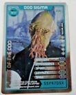 Doctor Who Monster Invasion Extreme Card 218 Ood Sigma