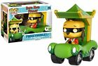 Funko Pop! Rides #29 Phooey Mobile with Hong Kong Phooey (2017 Emerald City