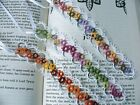Beautiful Tatted Bookmarks Your Choice of Color Great Gift