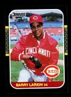 Topps Barry Larkin Cards Document a Hall of Fame Career 21