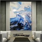 Abstract Painting Modern Canvas Wall Art Large Framed Resin US ELOISExxx