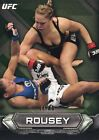 Ronda Rousey MMA Cards and Autographed Memorabilia Guide 9