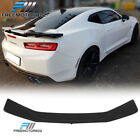 Fits 16 21 Chevy Camaro ZL1 Trunk Spoiler Wing ABS