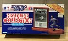 1991 STARTING LINEUP HEADLINE COLLECTION RICKEY HENDERSON  MIB