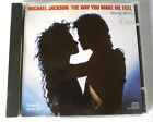 Michael Jackson THE WAY YOU MAKE ME FEEL us promo-only cd single 1987 U.S.SELLER