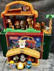 Little People Nativity Christmas Drummer Boy Figures Playset Pieces parts lot