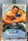 2012 Topps UFC Bloodlines Trading Cards 43