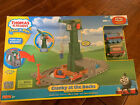 Thomas and Friends Cranky at the Docks Portable NIB! With 4 Extra Trains!
