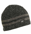 NEW Turtle Fur Mr. Happy Men's Fleece Lined Relax Fit Knit Beanie Hat Black/Grey