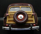 Ford 1 Built Car 1940 Woody Woodie Wagon Model Vintage 1gT40T24A18S1966
