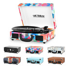 Victrola Record Player Bluetooth Turntable With Built In Speakers SELECT COLOR