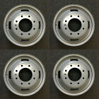 Set of 4 17x65 Dually Steel Wheels for 2005 2016 FORD F350 Super Duty 3615