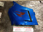 87 Suzuki GSX-R1100 GSXR 1100 Left Side Fairing Cover 94440-27A0 06B0