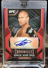 2015 Topps UFC Chronicles Trading Cards - Review Added 52