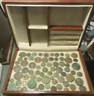 One Day Only Listing  Lot of 70 Detailed Ancient Roman Coins Largest 30 mm
