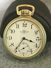 OFFICIAL Ball Waltham 16s pocket watch 19 jewels model 1899 c1905 SERVICED!