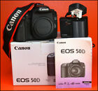 Canon EOS 50D DSLR Camera, Sold With Battery & Charger