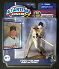 2001 Todd Helton Starting Line Up 2