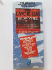 The Damned MINDLESS DIRECTIONLESS ENERGY:LIVE AT LYCEUM cd 1981 LONGBOX long box