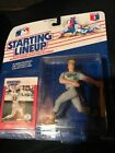 Starting Lineup 1995 MLB Jose Canseco Figurine and card