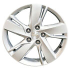 OEM Reman 17 X 7 Alloy Wheel All Painted Bright Sparkle Silver Metallic 05610