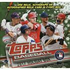 2017 Topps Baseball Sealed HOLIDAY BOX of 10 packs MAYBE JUDGE BELLINGER RC AUTO